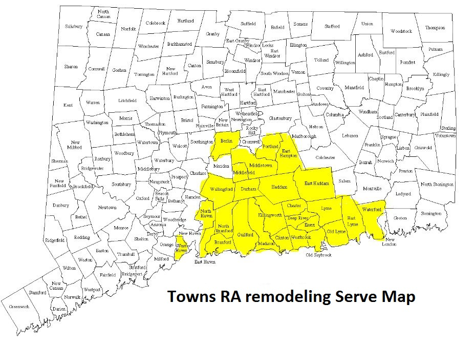 Town RA Remodeling serve
